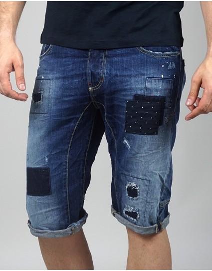 Premium Denim Man Shorts
