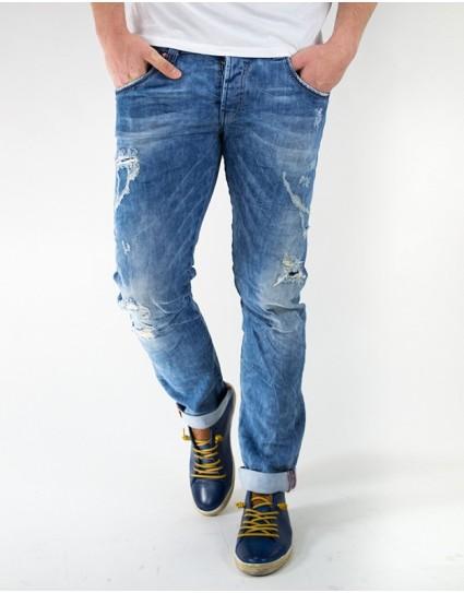 Damaged Men Jeans