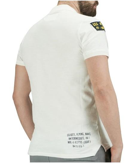 Schott - n.y.c Man Polo T-shirt