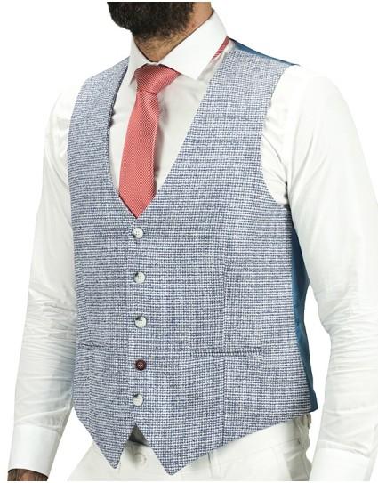 Massimo Veneziani Man Vest