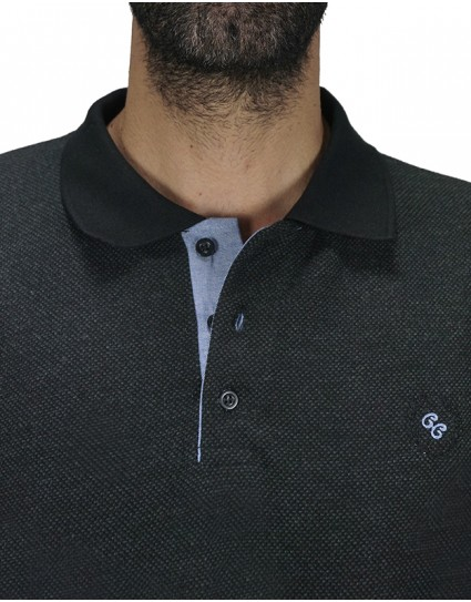 Canadian Country Man Polo T-shirt