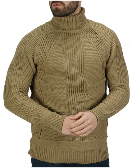 Royal Punk Man Sweater