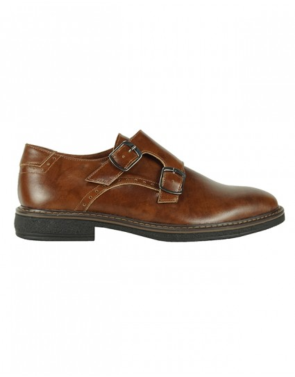 Red Crow Man Shoes